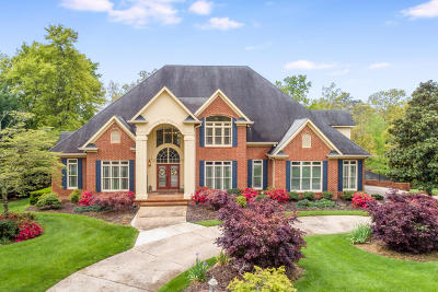 Chattanooga Single Family Home Contingent: 9228 Mountain Shade Dr