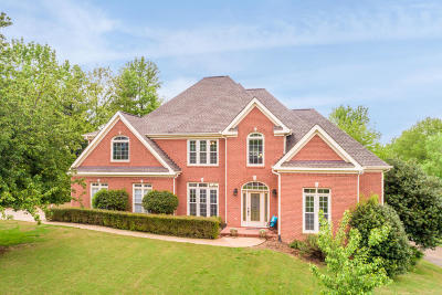 Hixson Single Family Home For Sale: 6312 Grand Harbour Dr