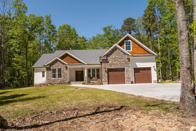 Ooltewah Single Family Home For Sale: 10726 Lost Lake Cir #Lot # 25