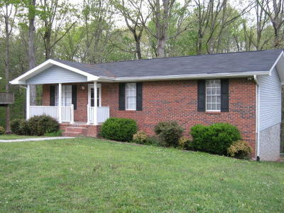 Soddy Daisy Single Family Home Contingent: 1431 N Winer Dr