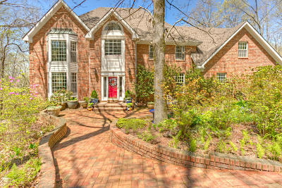 Signal Mountain Single Family Home For Sale: 1203 Laurel Springs Way