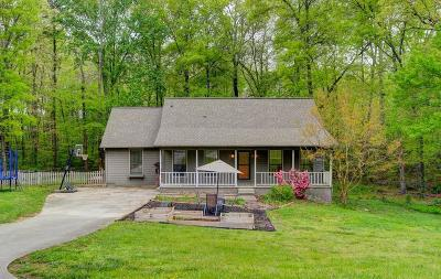 Knoxville Single Family Home For Sale: 1601 Shiloh Dr