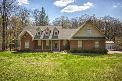 Dayton Single Family Home For Sale: 663 Jewell Rd