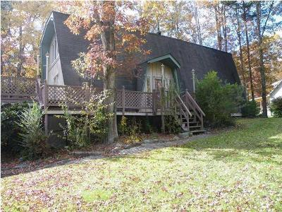 Signal Mountain Single Family Home For Sale: 4509 Taft Hwy