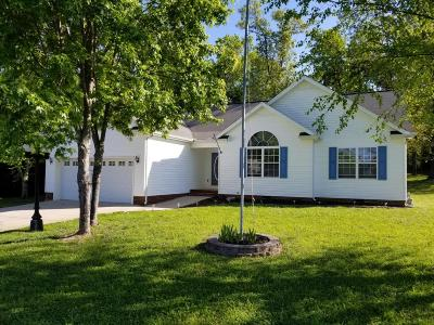 Soddy Daisy Single Family Home For Sale: 409 Classic Dr
