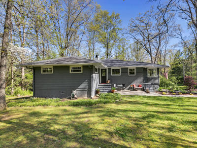 Signal Mountain Single Family Home For Sale: 111 Arrow Dr