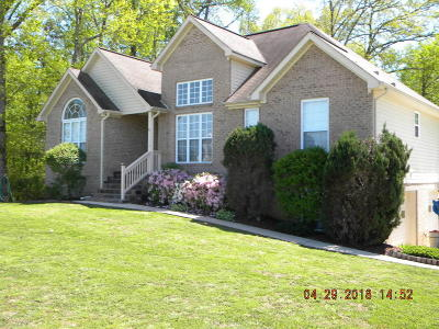 Ooltewah Single Family Home Contingent: 7780 Snowhill View Ln