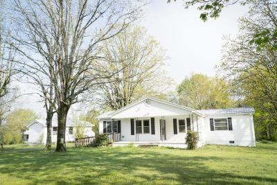 Flat Rock Single Family Home Contingent: 138 County Rd 804