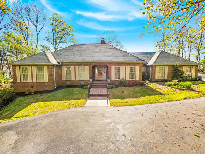 Chattanooga Single Family Home For Sale: 1172 Cumberland Road Rd