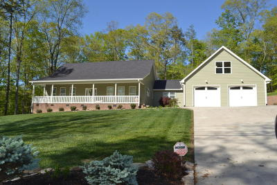 Soddy Daisy Single Family Home Contingent: 1533 Arapaho Dr