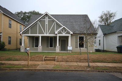 Chattanooga Single Family Home For Sale: 1546 Kirby Ave