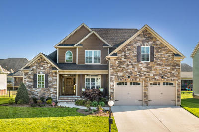 Ooltewah Single Family Home Contingent: 8678 Rosada Dr