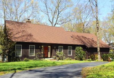 Signal Mountain Single Family Home For Sale: 201 Grayson Rd #1
