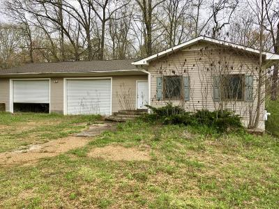 Signal Mountain Single Family Home For Sale: 3814 Taft Hwy