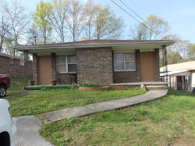 East Ridge Multi Family Home For Sale: 6108 Welworth Ave