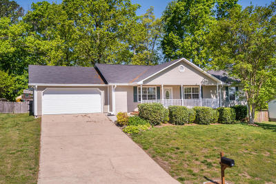 Soddy Daisy Single Family Home Contingent: 319 Fallen Leaf Dr