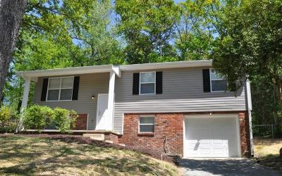 Ooltewah Single Family Home For Sale: 2970 E Freedom Cir