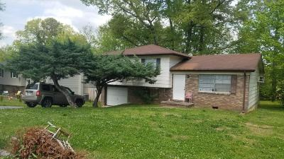 Hixson Single Family Home For Sale: 1635 N Chester Rd