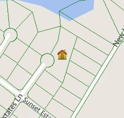 Dayton Residential Lots & Land For Sale: 39 Sunset Estates Ln