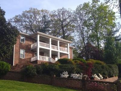 Chattanooga Single Family Home For Sale: 214 S Crest Rd
