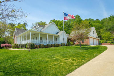 Soddy Daisy Single Family Home For Sale: 12819 Old Dayton Pike