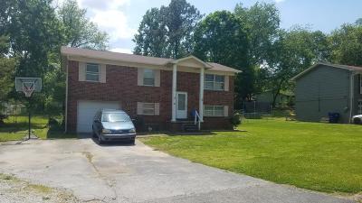 Hixson Single Family Home For Sale: 922 Delores Dr