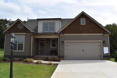 Ooltewah Single Family Home For Sale: 8850 McKenzie Farm Dr #23