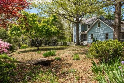 Lookout Mountain Single Family Home For Sale: 156 Mountain Meadows Rd
