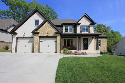Apison Single Family Home Contingent: 9409 Peppy Branch Tr
