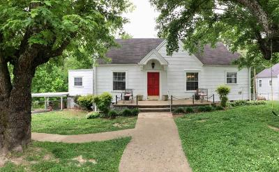 Chattanooga Single Family Home Contingent: 115 Alden Ave