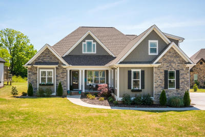 Ooltewah Single Family Home Contingent: 8928 Elsberry Way