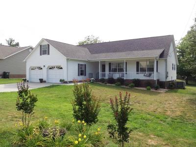 Ringgold Single Family Home Contingent: 330 Chapman Rd