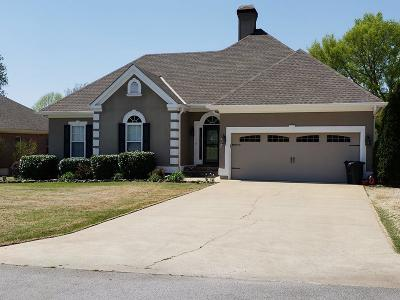 Ringgold Single Family Home Contingent: 19 Brookgreen Ln