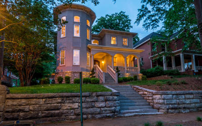 Chattanooga Single Family Home For Sale: 825 Oak St