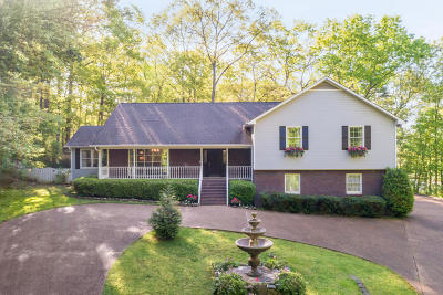 Ooltewah Single Family Home Contingent: 5002 Branston Rd