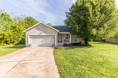 Ooltewah Single Family Home Contingent: 9441 Robinson Farm Rd