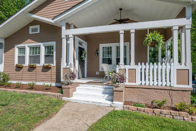 Chattanooga Single Family Home For Sale: 813 Barton Ave