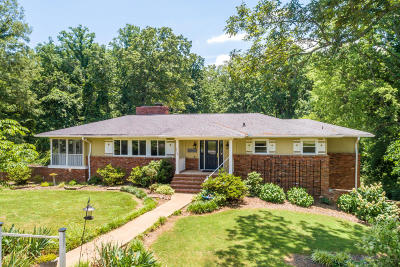 Signal Mountain Single Family Home For Sale: 115 Golf Dr