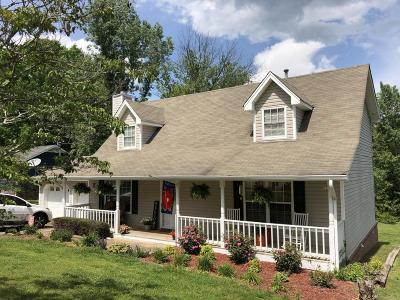 Soddy Daisy Single Family Home Contingent: 2533 Westwind Dr