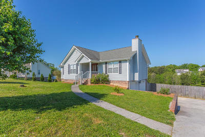 Ringgold Single Family Home Contingent: 116 Windhaven Dr