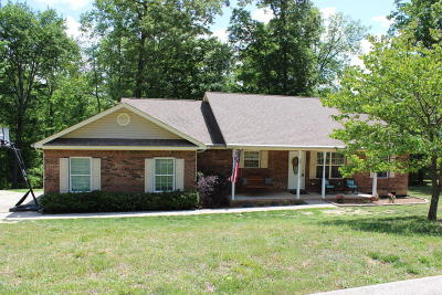 Soddy Daisy Single Family Home Contingent: 1177 Pendall Ln