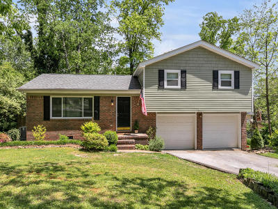 Signal Mountain Single Family Home Contingent: 1006 Signal Rd