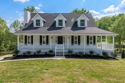 Hixson Single Family Home For Sale: 804 Brookcrest Ln