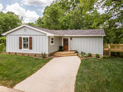 Chattanooga Single Family Home For Sale: 829 Whitehall Rd