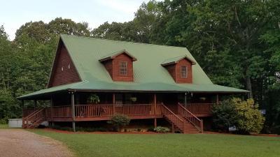 Trenton Single Family Home For Sale: 927 Casey Rd