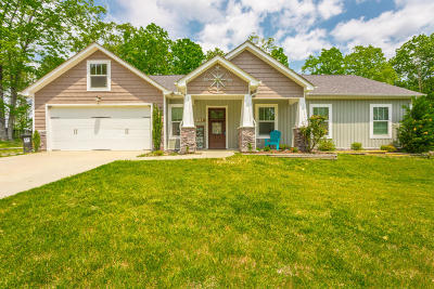 Soddy Daisy Single Family Home Contingent: 1847 Staghorn Dr