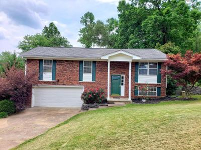 Hixson Single Family Home Contingent: 308 Stonewood Dr