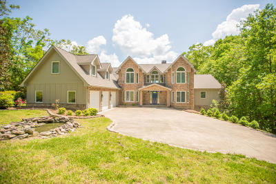 Soddy Daisy Single Family Home Contingent: 3618 Lee Pike