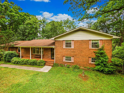 Signal Mountain Single Family Home For Sale: 4508 Anderson Pike