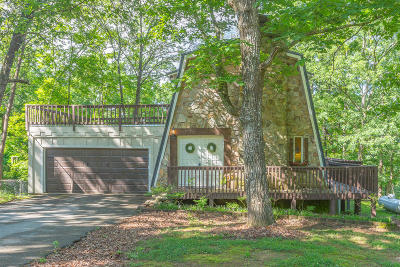 Signal Mountain Single Family Home For Sale: 1624 Rustic Homes Ln